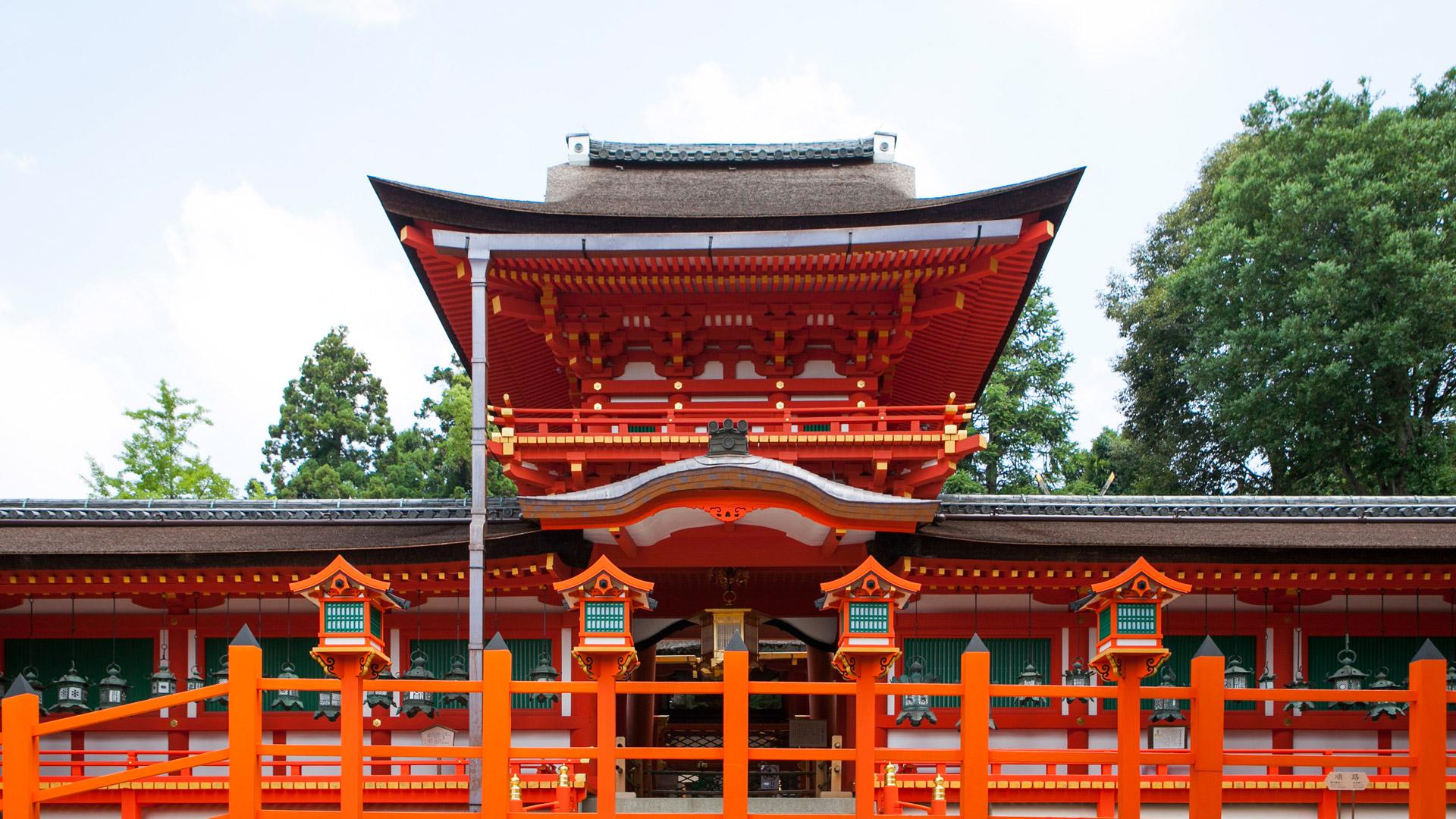 奈良公園クイックガイド » みどころ